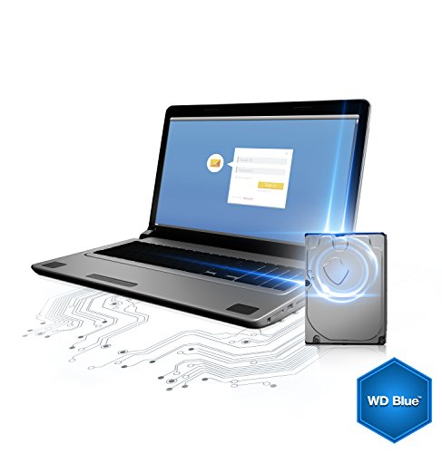 WD Blue WD30EZRZ 3 TB Interne Festplatte (8,9 cm (3,5 Zoll), SATA 6 Gb/s (bulk)) - 5