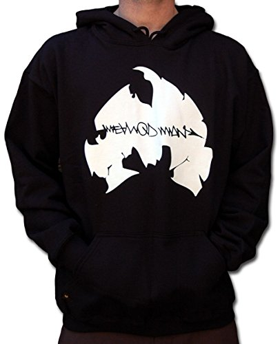 Wu Wear - Wu Tang Clan - Method Man Clan Artist Hooded - Wu-Tang Clan Size M, Color Black