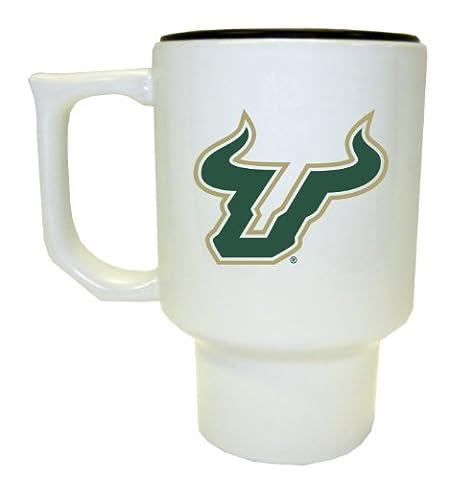 NCAA South Florida Bulls 480Classic Serie Keramik Reise Becher (Treasures Keramik-becher)