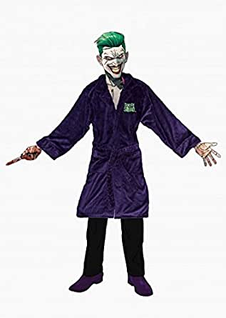 Suicide Squad Official Joker Peignoir - Taille Unique