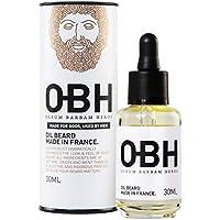 Aceite Para Barba Premium ● Ingredientes naturales de calidad superior fabricado por OBH® ● Crecimiento acelerado y cuidado épico de la barba ● El que más se vende y mejor huele ● Fabricado en Francia