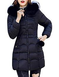new style a91fa 66f48 Amazon.it: gonne lunghe invernali - Giacche e cappotti ...