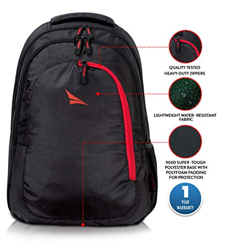 Lunar's Tourister 33L Casual Backpack – College|School Bag