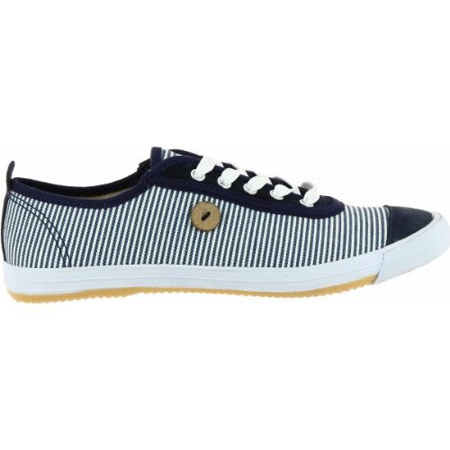 Sneakers Faguo - FIR - Striped Navy Bleu