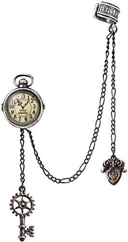 0546ce6f1a7c Alchemy Empire  Steampunk Reloj del Tío Albert Solo Pendiente