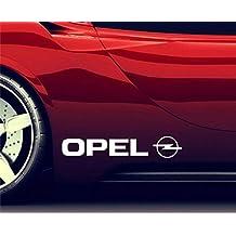 Suchergebnis Auf Amazonde Für Opel Aufkleber Logo