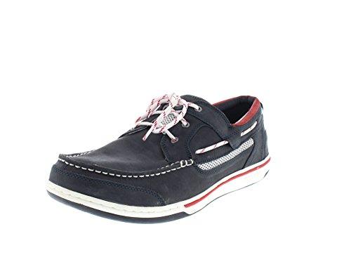 <span class='b_prefix'></span> Sebago Triton Three Eye Men's Boat Shoes