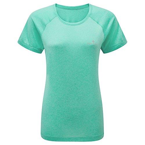 Ronhill Aspiration Motion Women's Course à Pied T-Shirt green