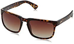 IDEE Polarized Square Mens Sunglasses - (IDS2189C3PSG|56|Brown Gradient Color)