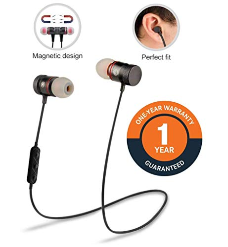 Bluetooth Earphone Wireless Headphones for Mobile Phone Sports Stereo Jogger,Running,Gyming Bluetooth Headset Compatible with All Devices