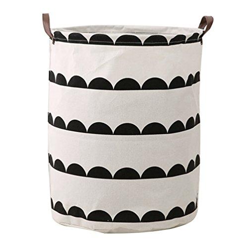 Dooxi Impermeable Plegable Cestos colada Cajas almacenaje