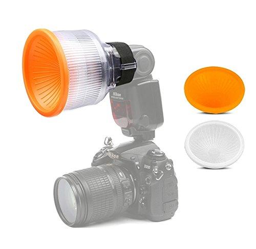 SHOOT-Foto Diffusor, Bouncer, Profi Softbox, für Canon Speedlite 580 EX II, 580EX II Studioqualität