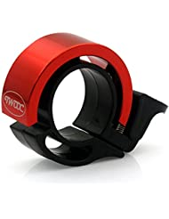 Stylisch Fahrradklingel Laut,O Design Fahrradglocke Radfahren Bike Bell für Lenkerdurchmesser 22,2 bis 24mm betragen