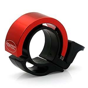 Stylisch Fahrradklingel Laut,O Design Fahrradglocke Radfahren Bike Bell für Alle Fahrrad