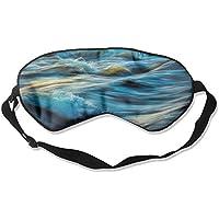 Waves 99% Eyeshade Blinders Sleeping Eye Patch Eye Mask Blindfold For Travel Insomnia Meditation preisvergleich bei billige-tabletten.eu