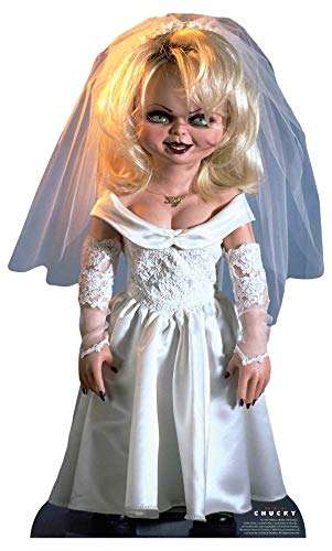 Close Up Chucky Mini-Pappaufsteller Tiffany