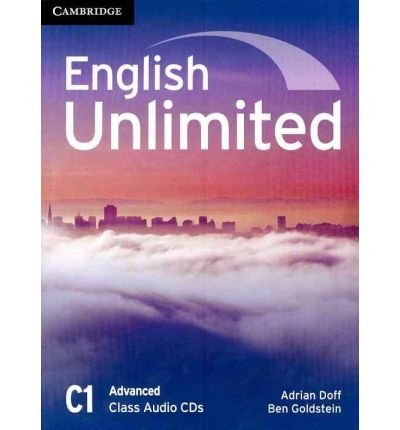 [(English Unlimited Advanced Class Audio CDs (3))] [ By (author) Adrian Doff, By (author) Ben Goldstein ] [July, 2011]