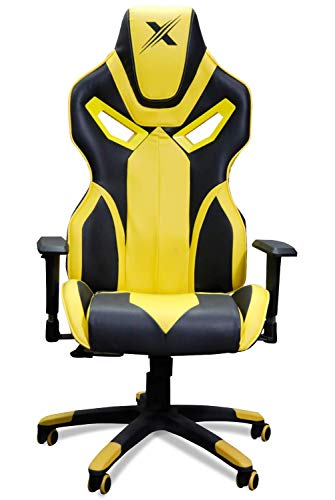 CarbonXpro Arc Series Ergonomic Gaming Chair Racing Style Adjustable Height...