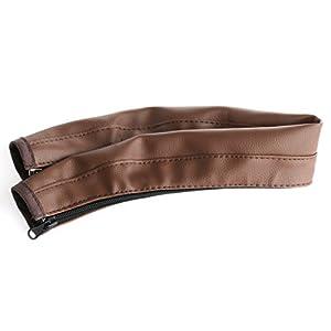 DENGHENG Baby Pram Pushchair Stroller Armrest Case Handle PU Leather Protective Cover   2