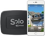 1Control SOLO, Apricancello Bluetooth 4.0 per Smartphone per Cancelli e Porte Garage Controllati da Radiocoman
