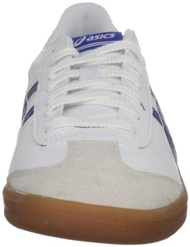 Asics Tokuten, Chaussures de Gymnastique Mixte Adulte Blanc Cassé - bianco (White)