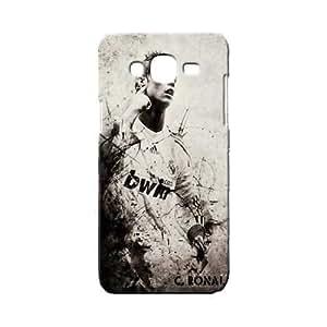 G-STAR Designer 3D Printed Back case cover for Samsung Galaxy E7 - G3611