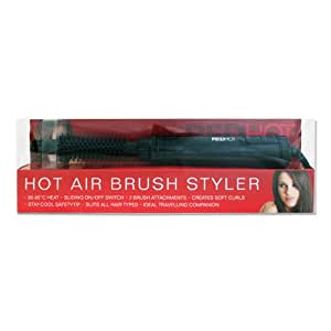 Benross Group Red Hot 37040 Hot Air Hair Brush Styler