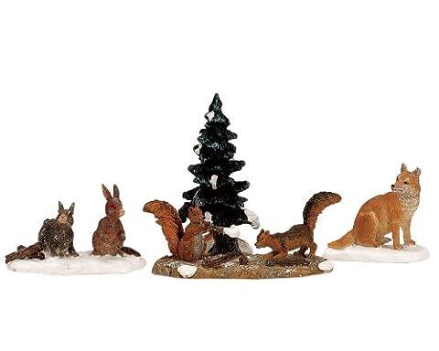 Lemax - Woodland Animals, set of