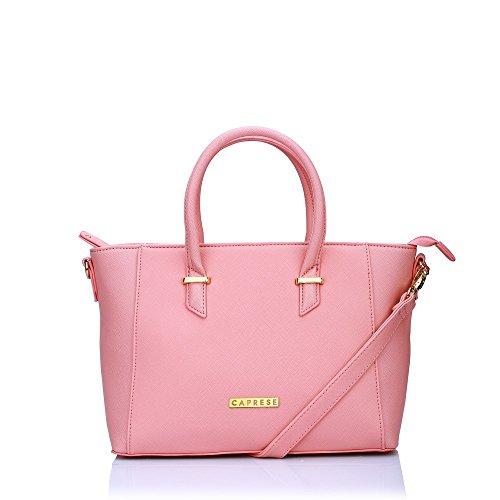 Caprese Porsche Women's Tote Bag (Pink)