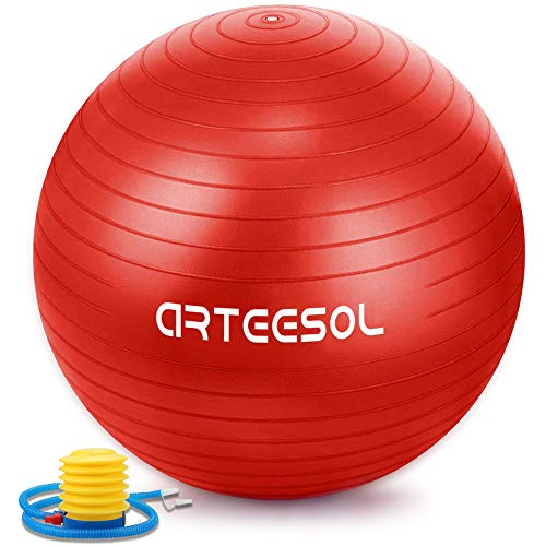 Arteesol Exercise Ball 45cm / 55...