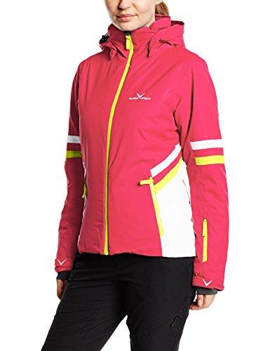 Black Canyon Women's Ski Jacket Pink Rasperry Pink Size:14