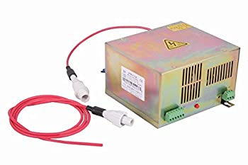 Hpcutter 40w Laser Power Supply For Co2 Laser Device Pwm Circuitry Engraver Engraving Machine Ac220v 5