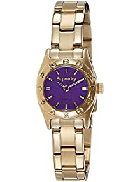 Superdry Analog Purple Dial Women's Watch - SYL158VRGM