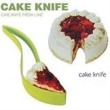 Flipco Plastic Kitchen Ergonomic Design Cake Pastry Server Cutter And Slicer