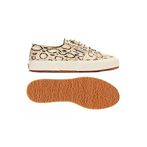 Chaussures Le Superga - Estreme 2750-python NATURAL VIPER