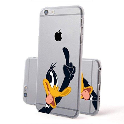 finoo-iphone-6-6s-lizensierte-hardcase-handy-hulle-transparente-hart-back-cover-schale-mit-looney-tu