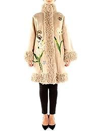 ... Dolce   Gabbana. Dolce Gabbana Cappotti Donna - Agnello (F0Q52ZFUPLA) 51889f0101e