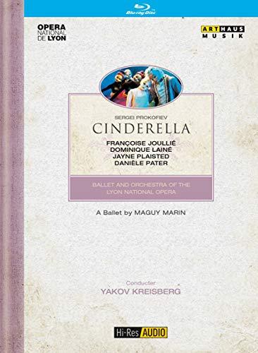 Prokofiev: Cinderella (Hires-Audio) [Blu-ray]
