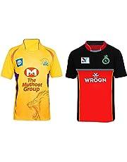 India Cricket Jersey ODI 2019 (Kids & Mens)