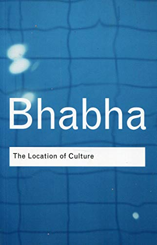 The Location of Culture (Routledge Classics)
