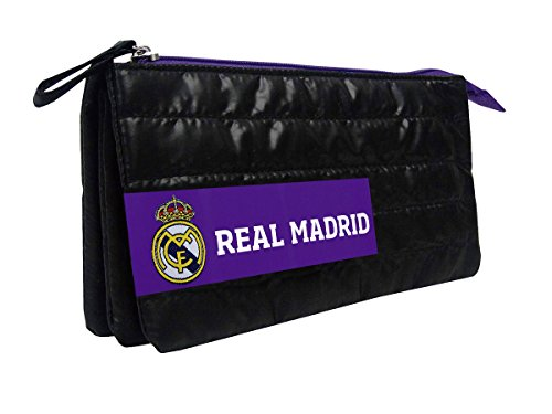 Real Madrid PT-813-RM Portatodo Triple Soft