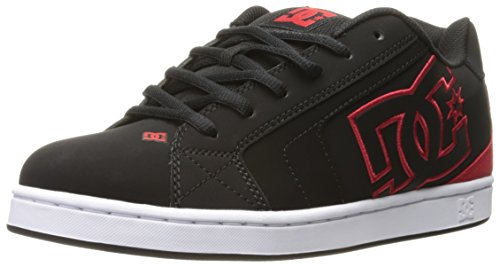 DC Shoes - Sneakers unisex nero / rosso