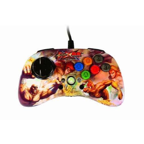 Joypad MC Street Fighter X Tekken FightPad SD Sagat (Tekken Xbox X Fighter Für Street 360)