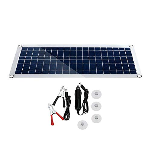 zhuyu Solarmodul, 30 W, flexibel, polykristallines Solarmodul
