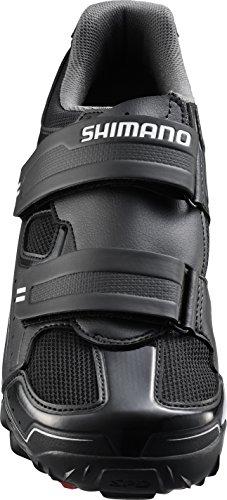 Shimano Erwachsene MTB Schuhe SPD SH M 065 schwarz - weiß
