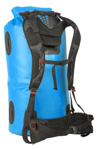 Sea To Summit Sac emballage Hydraulic Dry Bag with Harness 90 L Blue