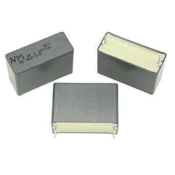 5x MKT-Condensateur rad. 5,6µF 250V DC ; 27,5mm ; R60IR4560AA30K ; 5,6uF