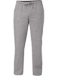 Amazon.it  Pantaloni da chef  Abbigliamento 712fa835c27e