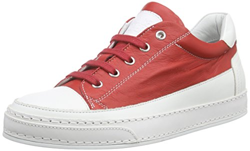 candice-cooper-womens-jilcotton-low-top-sneakers-red-size-65