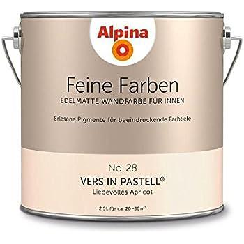 Alpina Feine Farben Vers In Pastell 2 5 Lt 898614